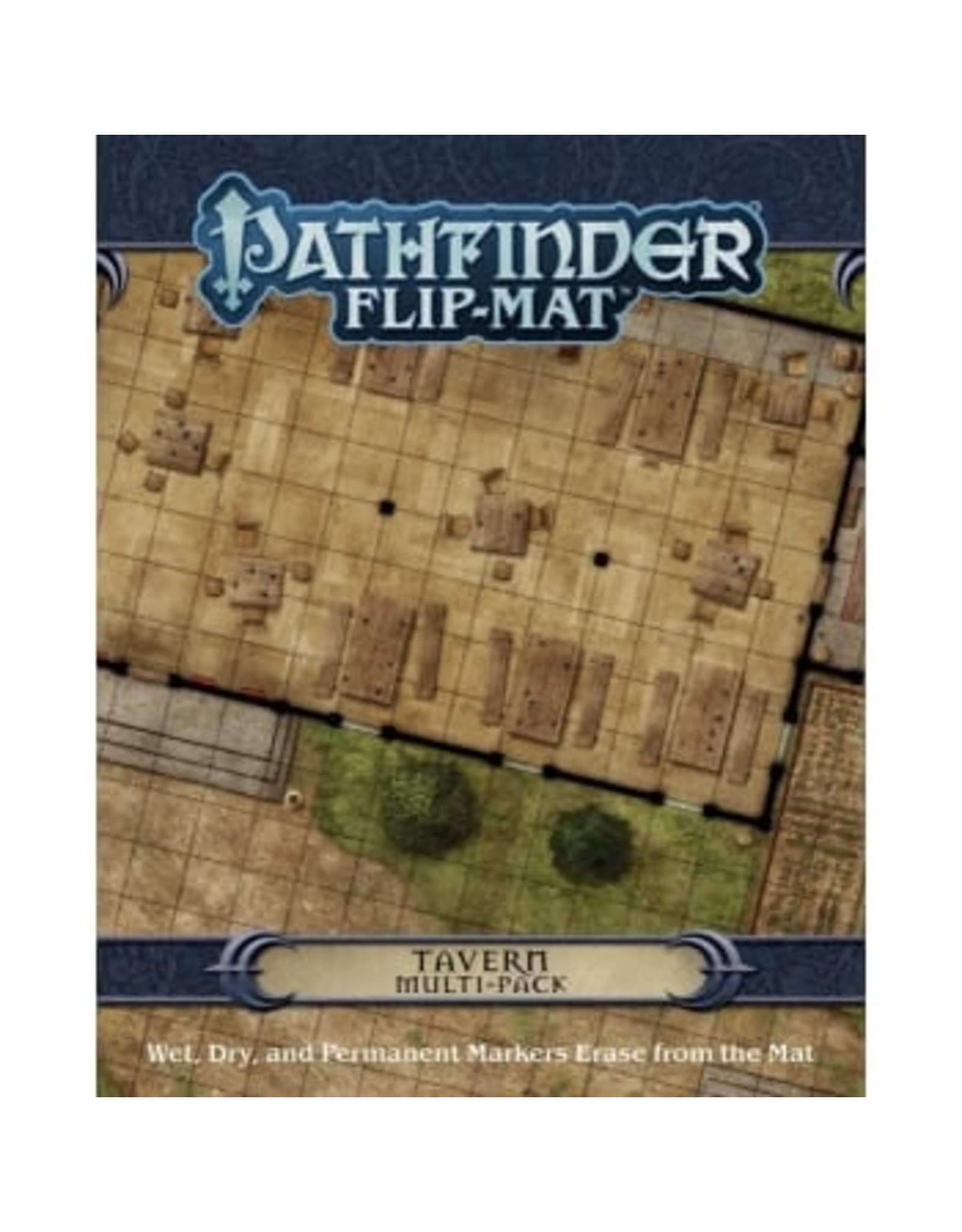 Paizo Publishing PFRPG: Flip-Mat: Tavern Multi Pack