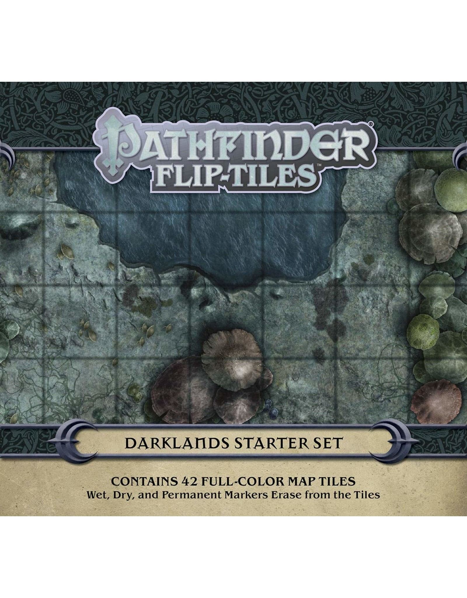 Paizo Publishing PFRPG: Flip-Tiles: Darklands Starter Set