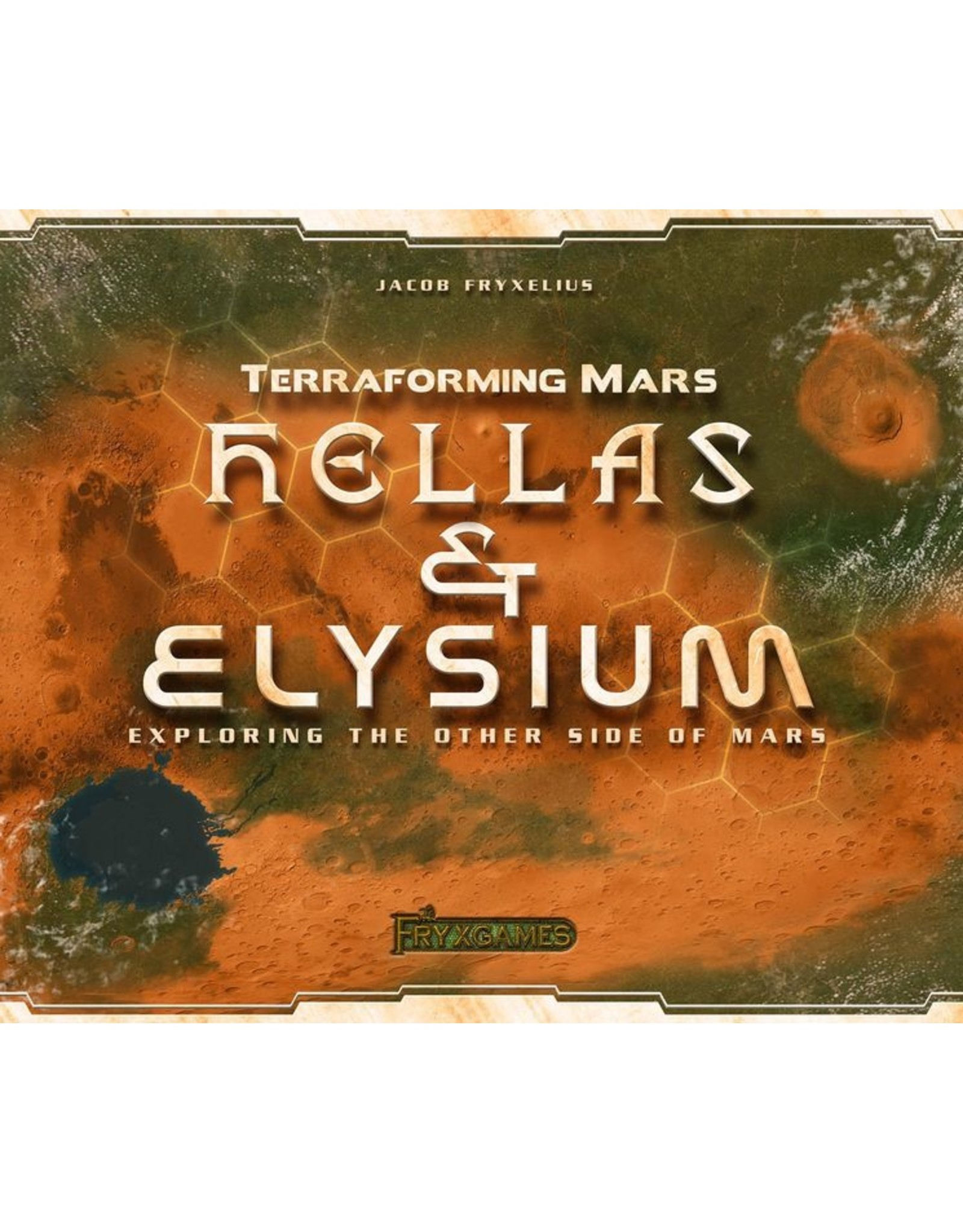 Stronghold Games Terraforming Mars: Hellas & Elysium