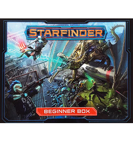 Paizo Publishing Starfinder RPG: Beginner Box
