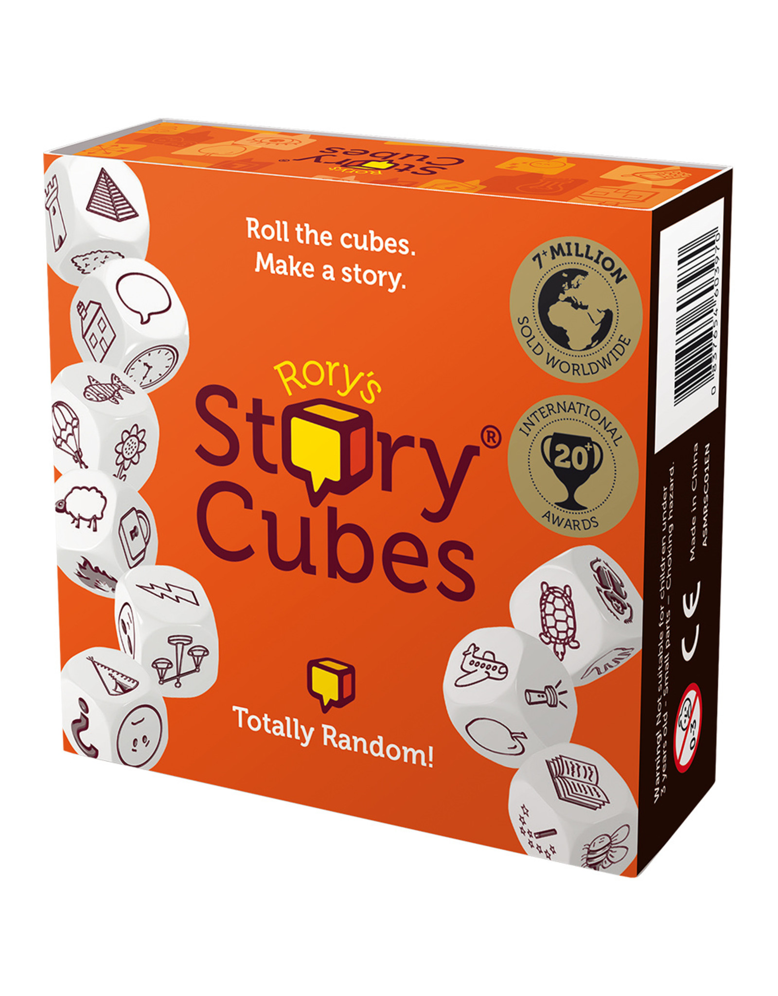 Asmodee Rory's Story Cubes: Classic