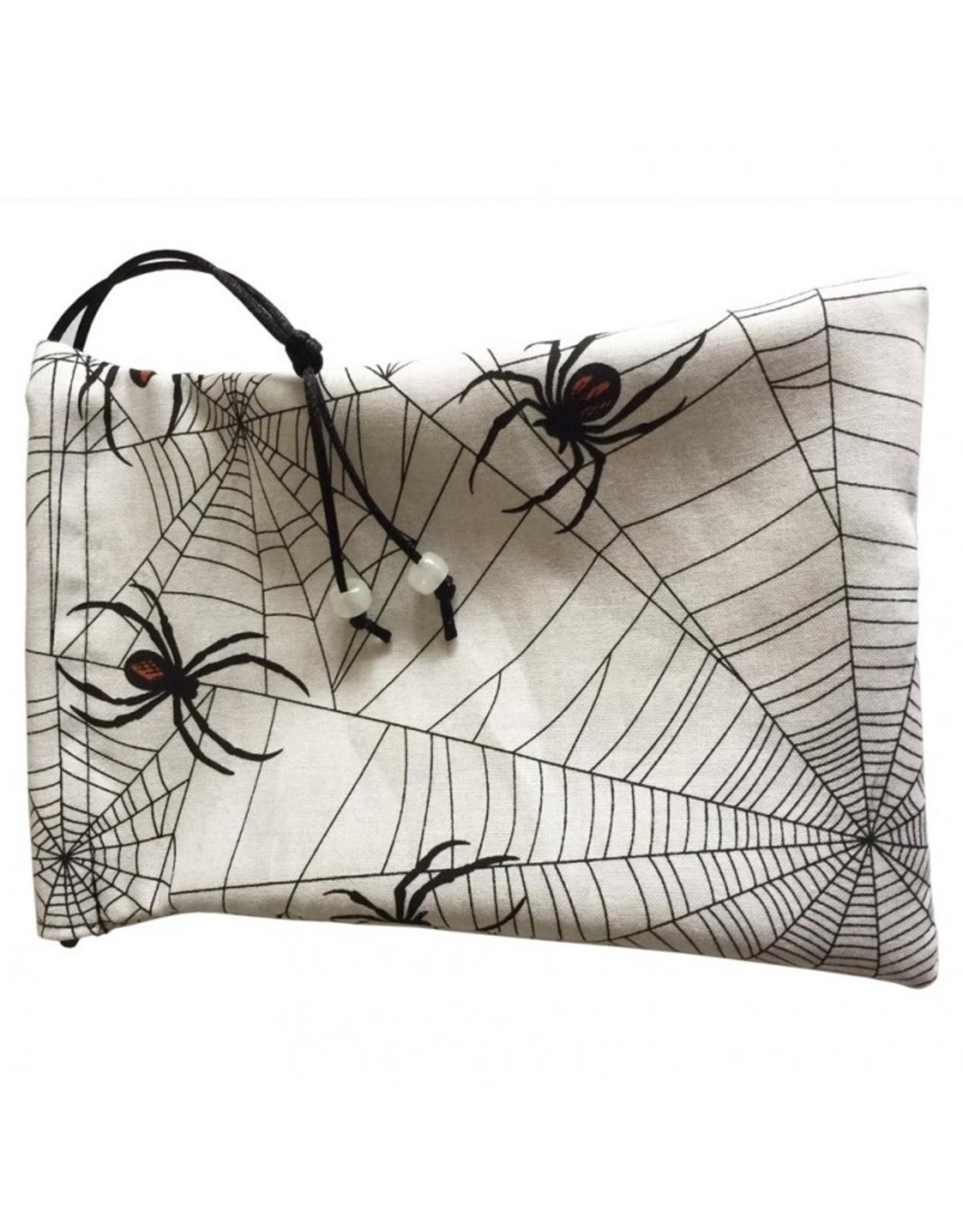 Dice Glow-in-the-Dark Spider bag