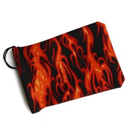 Dice Dice Bag: Black Flame 2