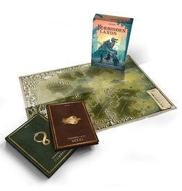 Role Playing Forbidden Lands: RPG Box Set