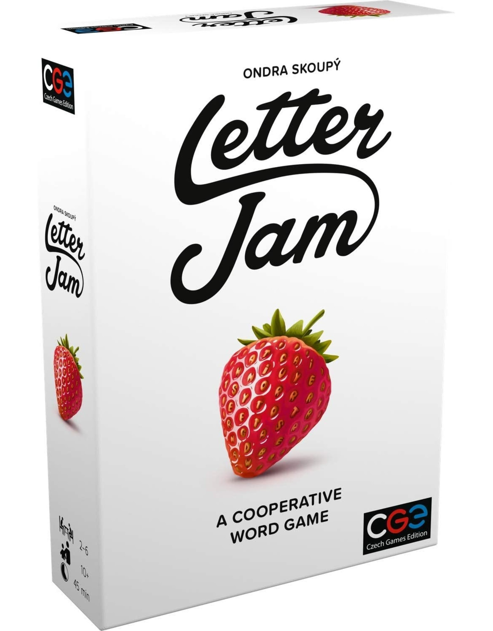 Czech Games Edition Letter Jam