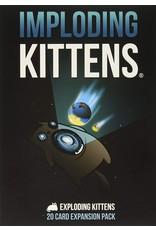 Exploding Kittens Exploding Kittens Expansion: Imploding Kittens