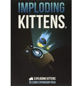 Exploding Kittens Exploding Kittens Expansion: Imploding Kittens