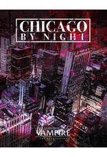 Role Playing Vampire The Masquerade: Chicago by Night