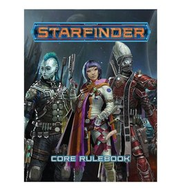 Paizo Publishing Starfinder Core Rulebook