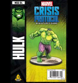 Asmodee Marvel: Crisis Protocol - Hulk Character Pack