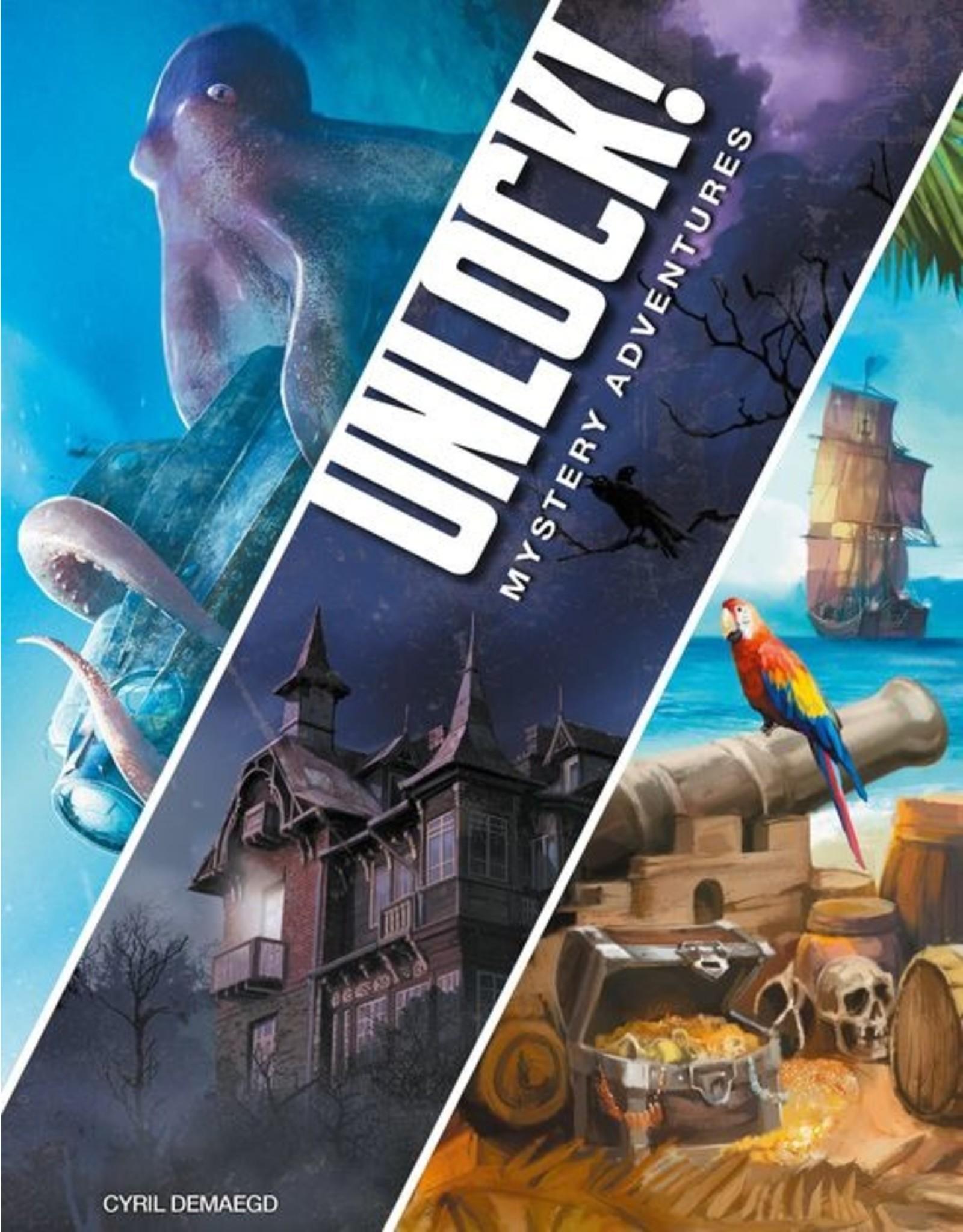 Asmodee Unlock! Mystery Adventures