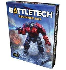 Tactical Miniature Games Battletech Beginner Box