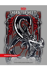 Dungeons & Dragons D&D 5E Character Sheets