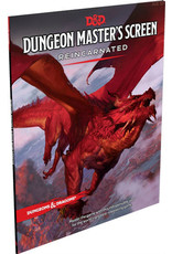 Dungeons & Dragons D&D 5th: DM Screen Reincarnated