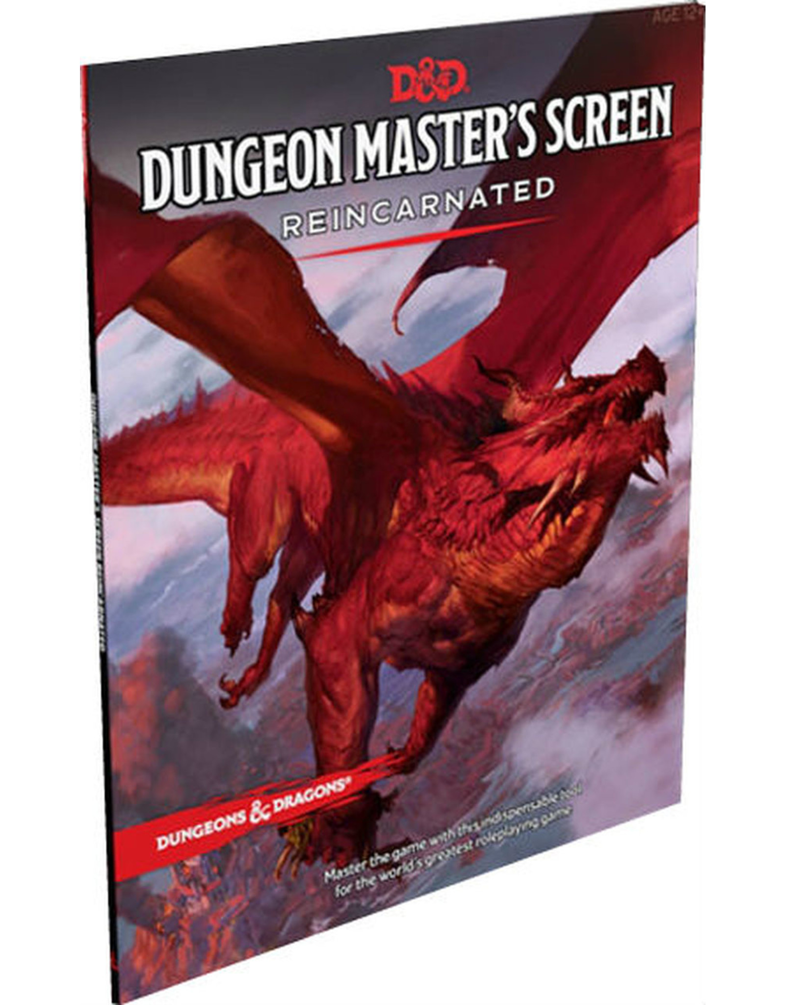Dungeons & Dragons D&D 5E: DM Screen Reincarnated