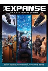 Role Playing The Expanse: Roleplaying Game