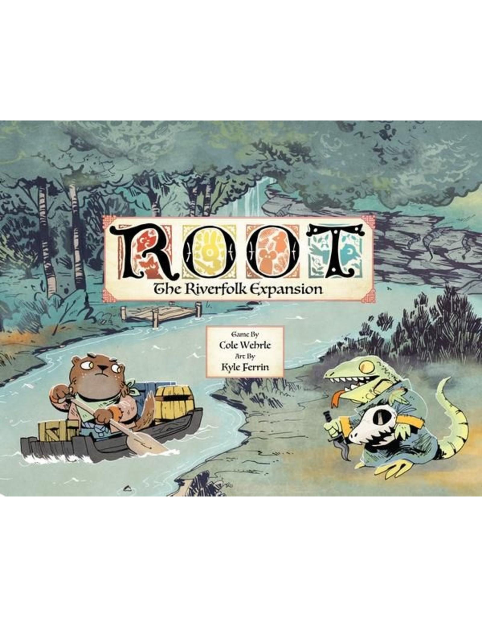 Leder Games Root: Riverfolk
