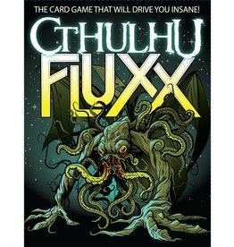 Looney Labs Cthulhu Fluxx Deck