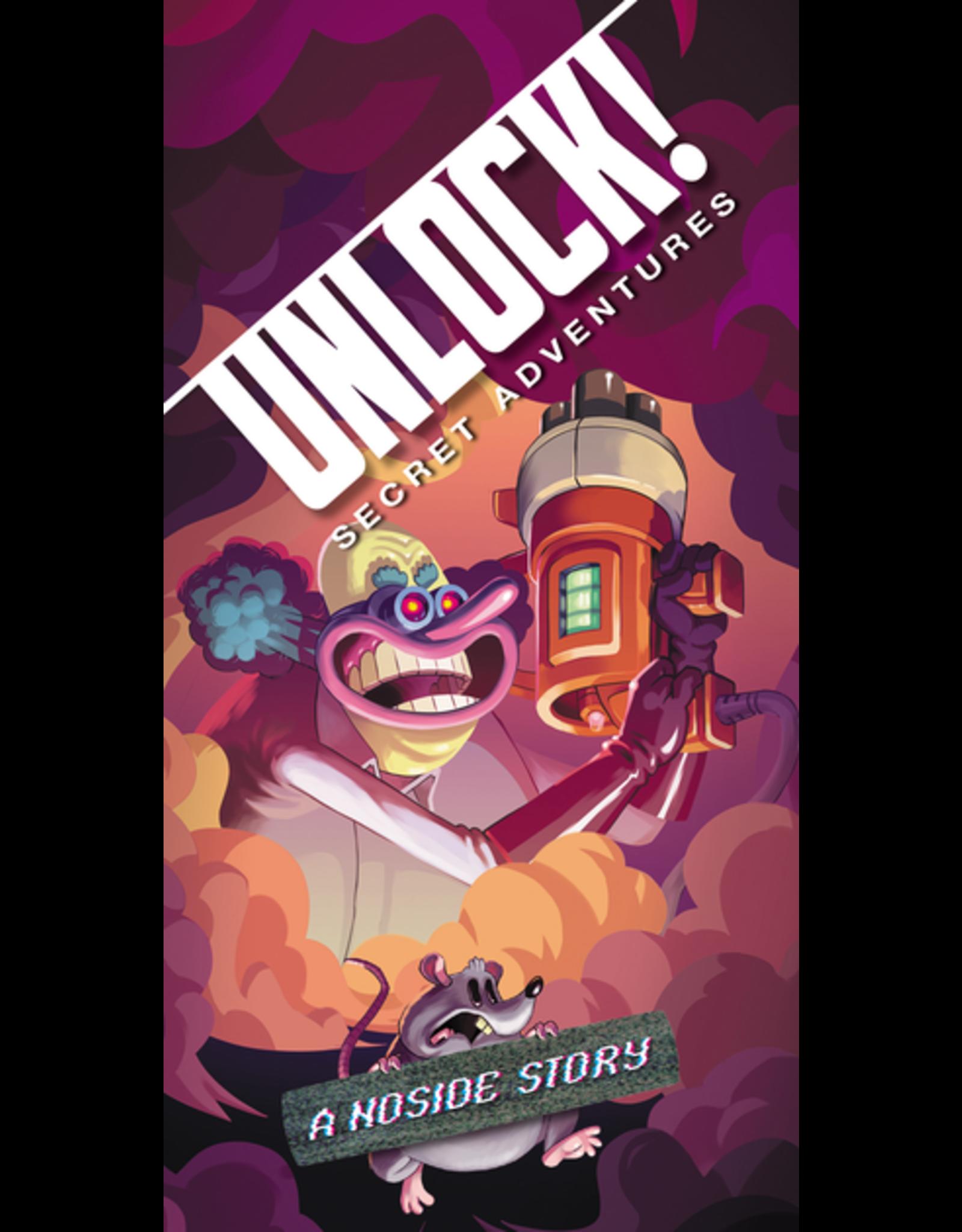 Asmodee Unlock!: A Noside Story