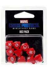 Asmodee Marvel: Crisis Protocol - Dice Pack