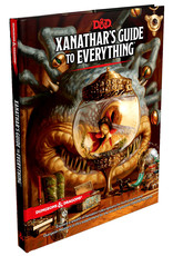 Dungeons & Dragons D&D 5E: Xanathar's Guide to Everything