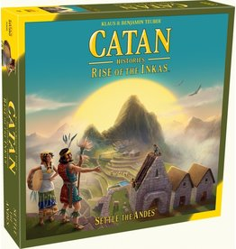 Asmodee Catan: Catan - Histories - Rise of the Inkas (stand alone)
