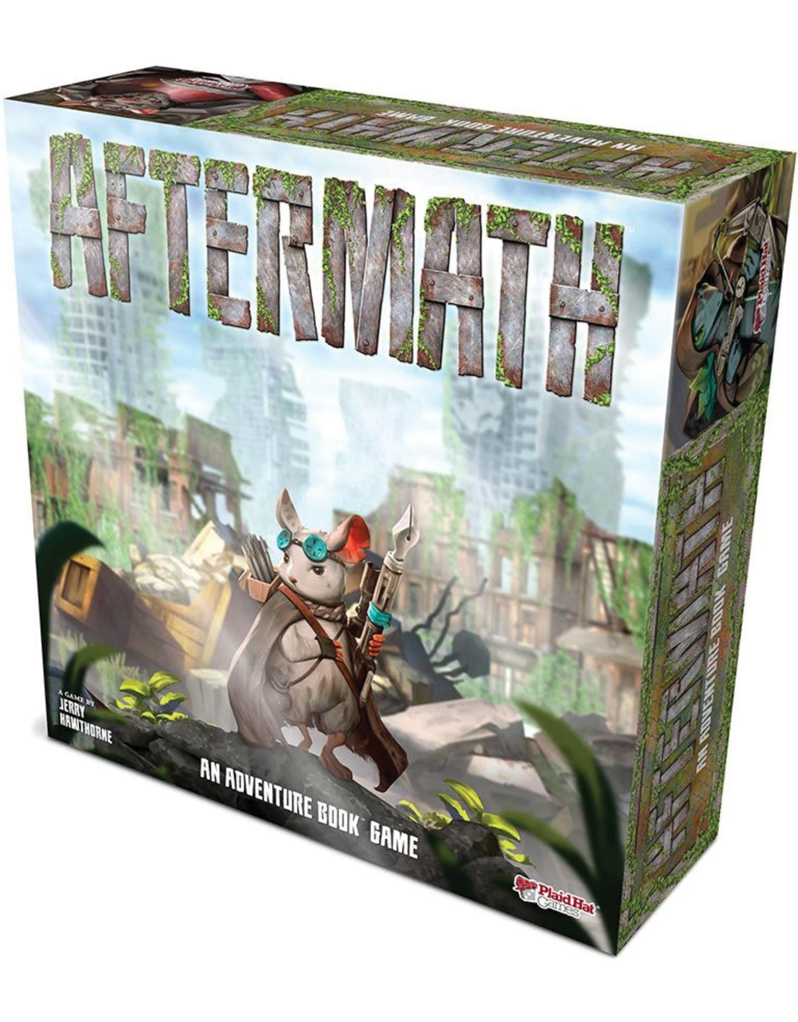 Fantasy Flight Games Aftermath