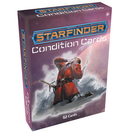 Paizo Publishing Starfinder RPG: Starfinder Condition Cards