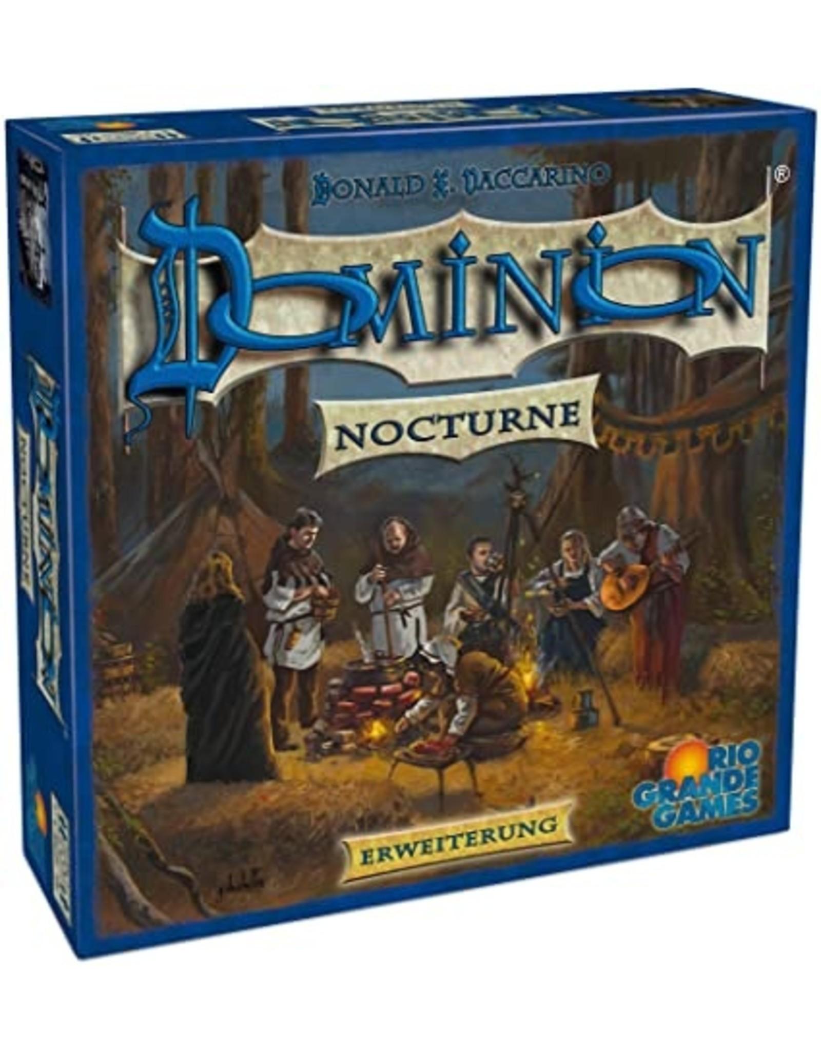 Rio Grande Dominion: Nocturne