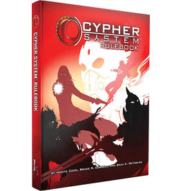 Role Playing Cypher System: Rulebook 2E