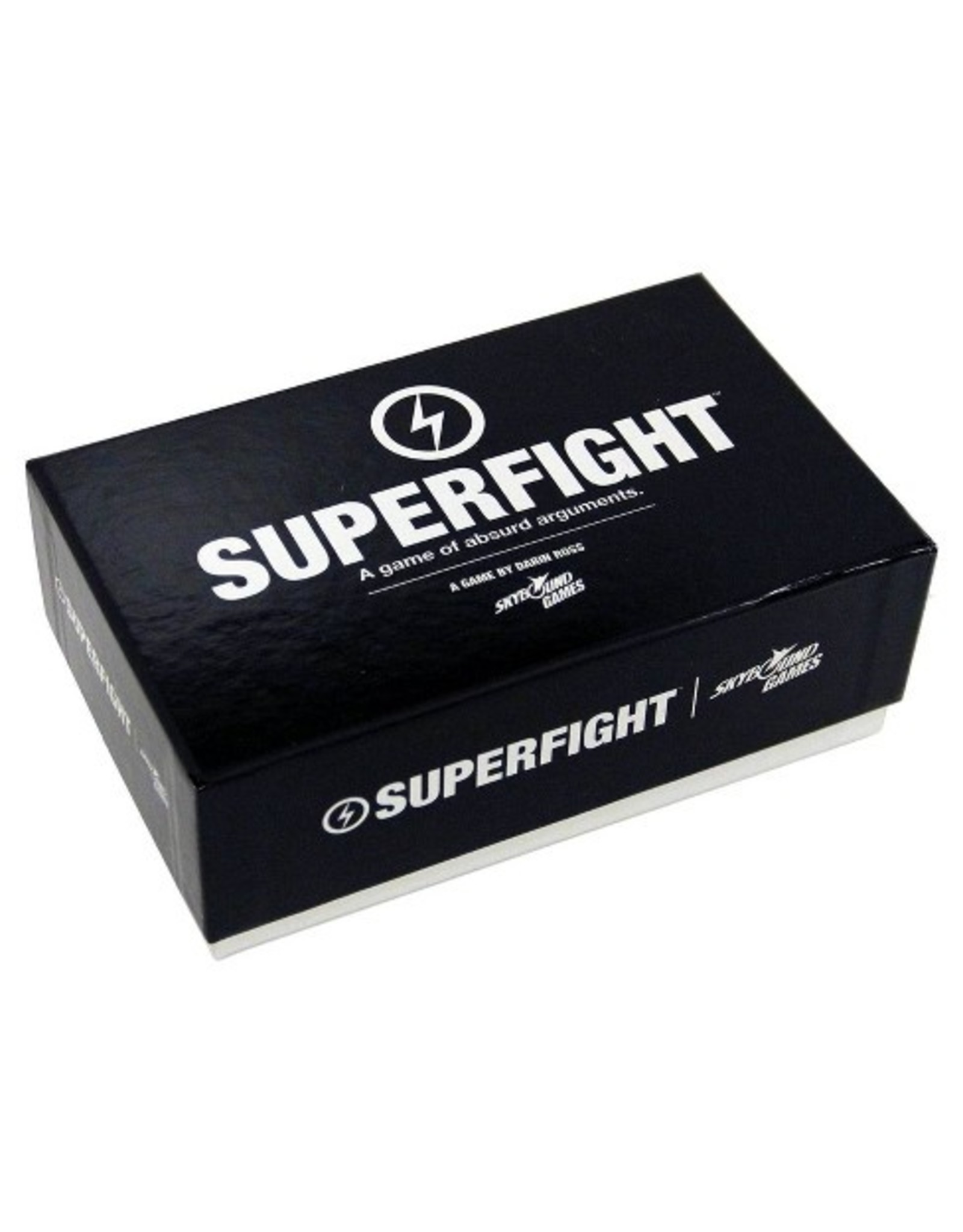 SUPERFIGHT 500-Card Core Deck