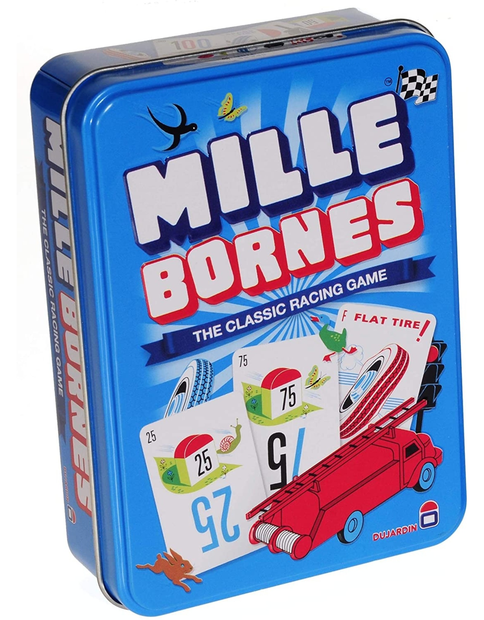 Asmodee Mille Bornes: The Classic Racing Game