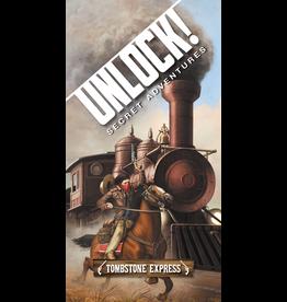Asmodee Unlock!: Tombstone Express