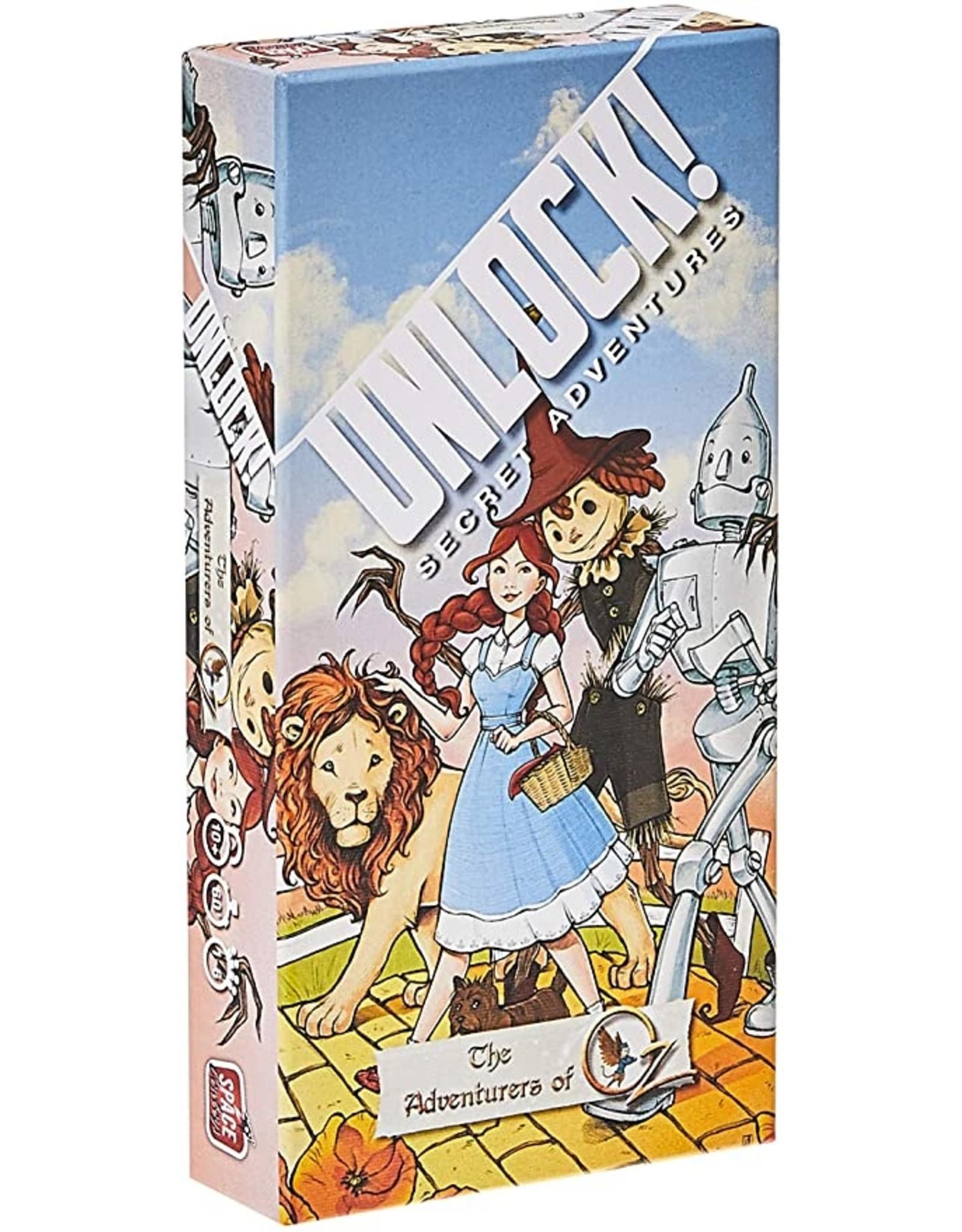 Asmodee Unlock!: The Adventures of Oz