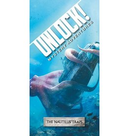 Asmodee Unlock!: The Nautilus Trap