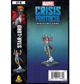 Asmodee Marvel: Crisis Protocol - Star-Lord Character Pack