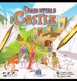 Blue Orange Once Upon a Castle