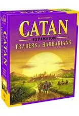 Asmodee Catan Traders and Barbarians