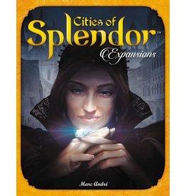 Asmodee Splendor: Cities of Splendor Expansion