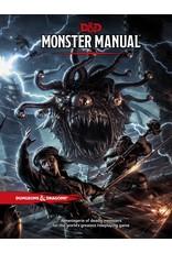Dungeons & Dragons D&D 5E  RPG: Monster Manual