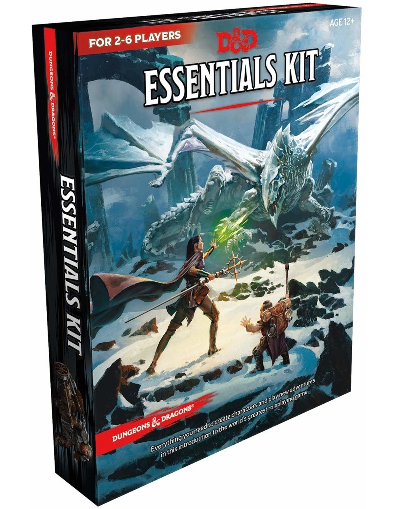 Dungeons & Dragons D&D Essentials Kit