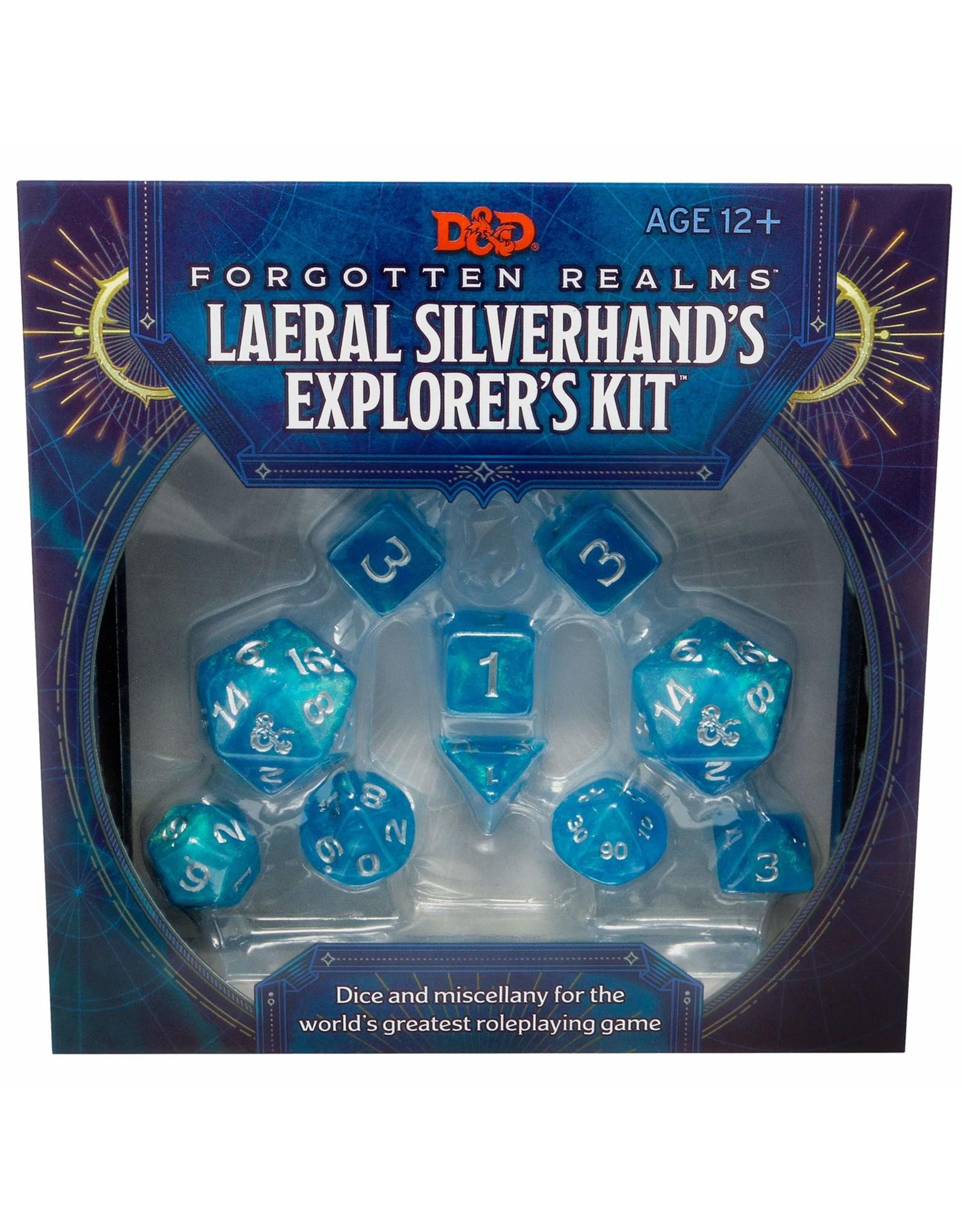 Dungeons & Dragons D&D 5E: Forgotten Realms Laeral Silverhands Explorers Kit
