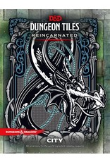 Dungeons & Dragons Dungeon Tiles Reincarnated - City