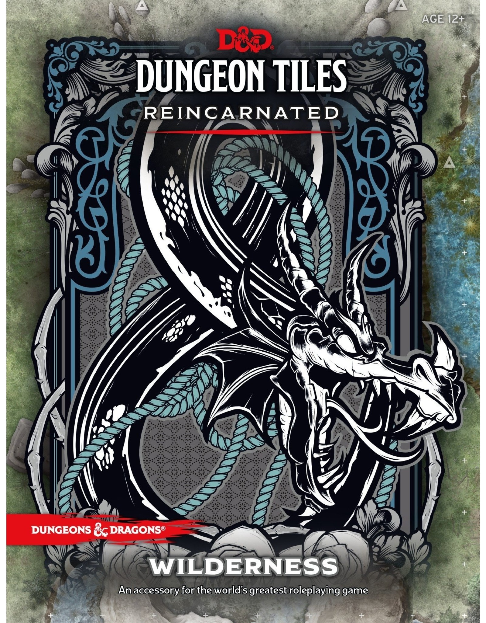 Dungeons & Dragons Dungeon Tiles Reincarnated - WIlderness