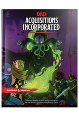 Dungeons & Dragons D&D 5E: Acquisitions Incorporated