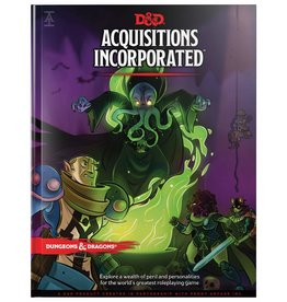 Dungeons & Dragons D&D 5th: Acquisitions Incorporated RPG