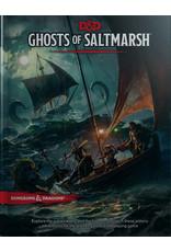 Dungeons & Dragons D&D RPG: Ghosts of Saltmarsh