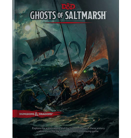 D&D RPG: Ghosts of Saltmarsh