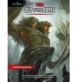Dungeons & Dragons D&D 5E: Out of the Abyss