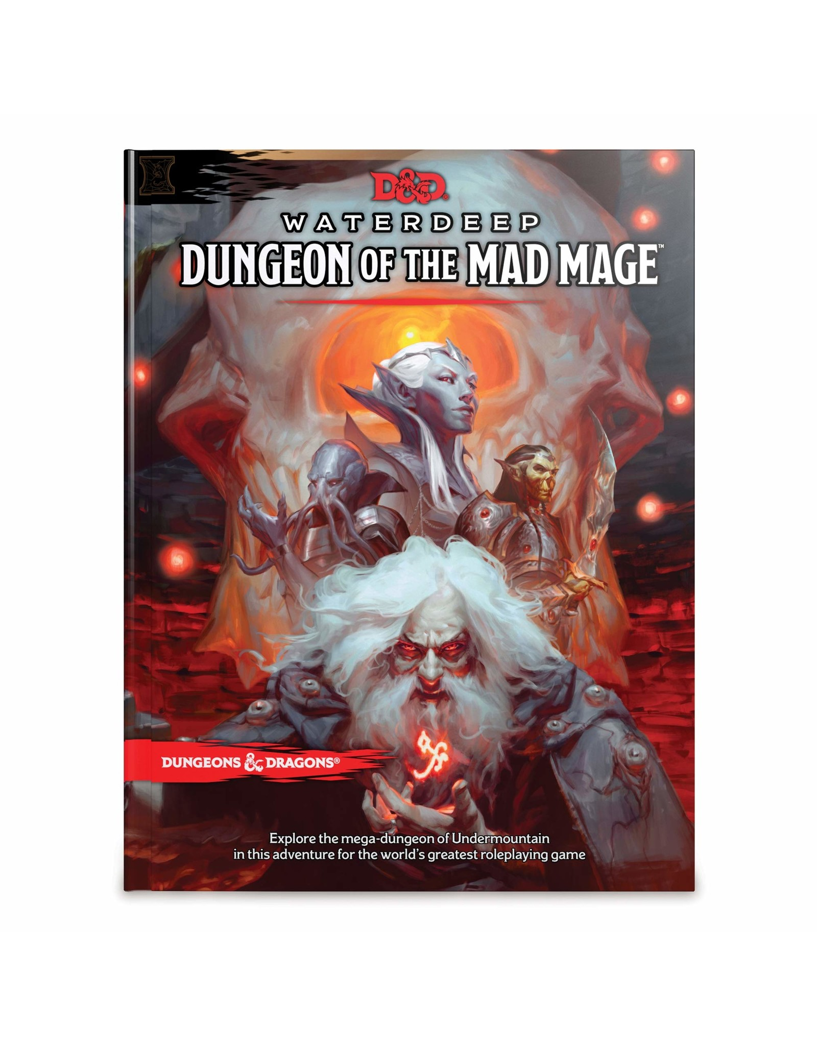 Dungeons & Dragons D&D RPG: WD: Dungeon of the Mad Mage